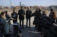 Яценюк: рынок Украины не имеет предела для инвестирования в инфраструктуру