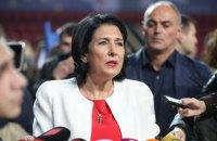Зурабішвілі: немає сенсу в переговорах з РФ, поки вона не визнає окупацію Абхазії та Південної Осетії