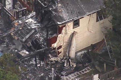 Самолет Cessna упал на жилой дом возле Нью-Йорка, есть жертвы