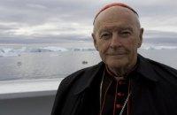 Папа Римський прийняв відставку обвинуваченого в педофілії американського кардинала
