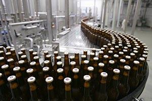 Производство пива продолжает сокращаться