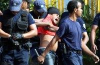 В Восточном Тиморе начался антиправительственный протест