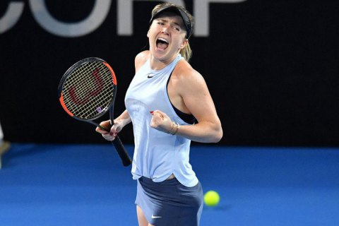 Свитолина выиграла турнир Brisbane International в Австралии