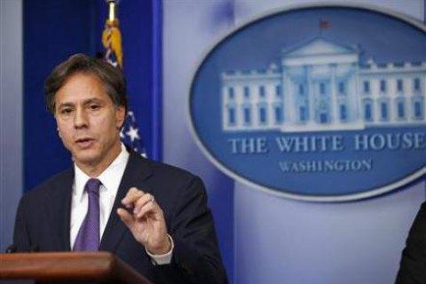 Держсекретар США обговорив із генсеком НАТО ситуацію на кордоні РФ та України