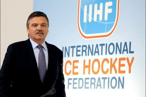 Президент Міжнародної федерації хокею зробив заяву про місце проведення чемпіонату світу-2021