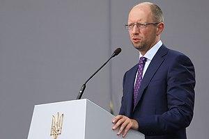 Яценюк осудил блокирование РФ украинских товаров: так не делают даже плохие соседи