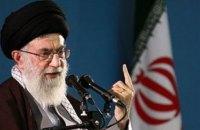 """Духовний лідер Ірану назвав США і """"диявольську"""" Британію головними ворогами"""