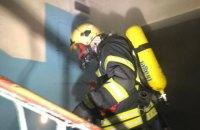 Внаслідок пожежі у гуртожитку одеського університету постраждав студент