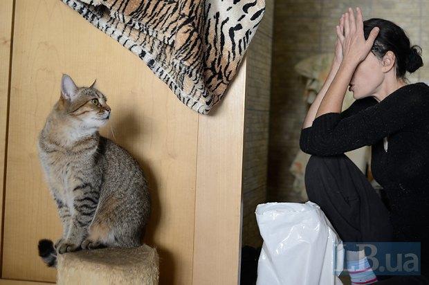 В основном гоняем долги по кругу, - говорит Ольга о своей финансовой ситуации