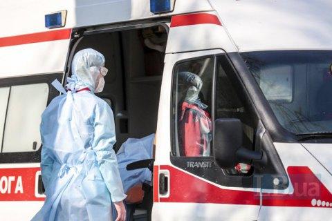 В Черниговской области от коронавируса умер мужчина, который пытался убежать из больницы