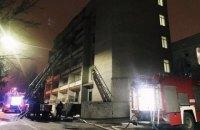Затримали відповідального за протипожежну безпеку у лікарні Запоріжжя