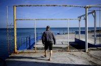 У Криму через брудну воду в морі призупинили роботу 83 пляжів