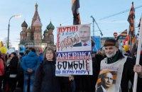 Чверть росіян вважають свою країну лідером світової економіки, - опитування