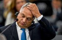 ЄНП висунула ультиматум Орбанові