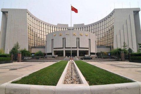 ЦБ Китаю влив в економіку країни $22 млрд