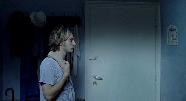 Кадр з короткометражки «Вбити тітку»