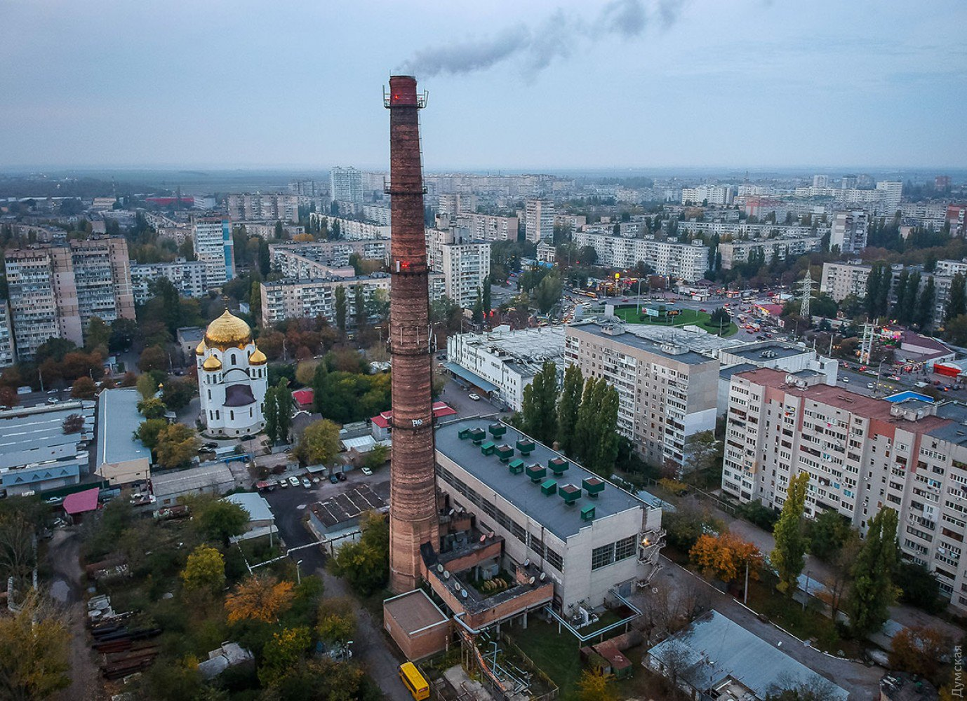Котельня «Південна-1», Одеса