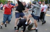 УЄФА оштрафувала Росію за поведінку фанів
