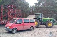В Луганской области 6-летняя девочка случайно устроила смертельное ДТП