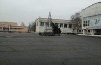 В Чаплинке на Херсонщине сгорела новогодняя елка