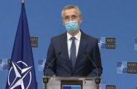 """""""Не тільки на словах, а й на ділі"""", - Столтенберг про підтримку України з боку НАТО"""