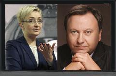 ТВ: Дарка Чепак не пришла в эфир, но сдвиг оси Украине не угрожает