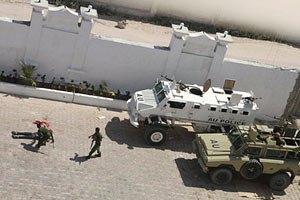Жертвами взрыва возле президентского дворца в Сомали стали 10 человек