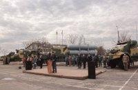 """Збройні сили України отримали дослідні зразки ракетного комплексу """"Нептун"""""""