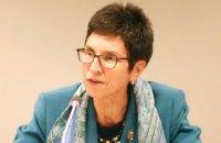 Помощник генсека ООН Урсула Мюллер сегодня посетит Украину