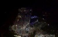 На Черкащині авто з'їхало у ставок, загинуло троє осіб