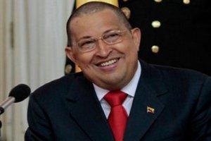 Сторонники Чавеса обрили головы в знак поддержки своего лидера