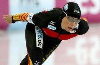 Олимпийская чемпиона из Германии намерена отсудить €4,4 млн у Союза конькобежцев