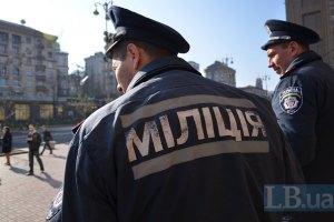 На праздники в Киеве увеличат количество вооруженных милиционеров