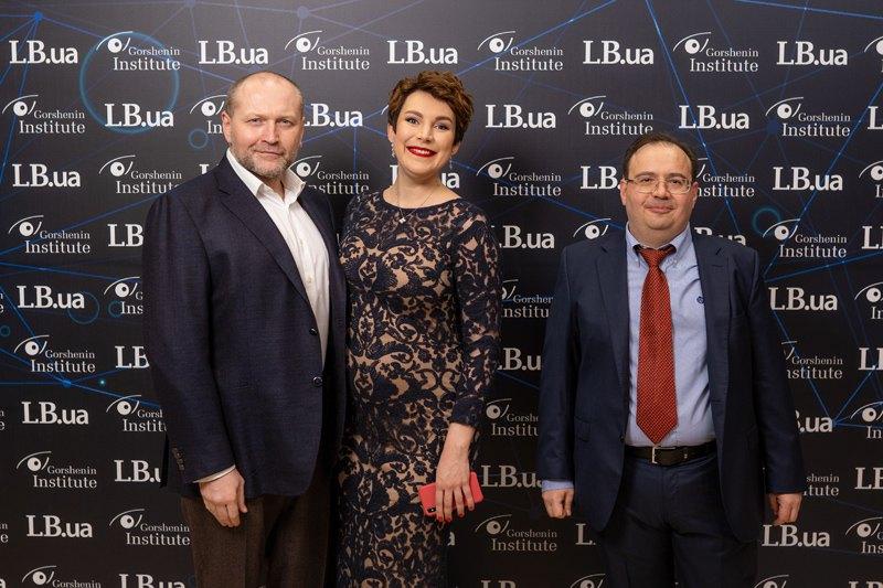 Народный депутат Украины Борислав Береза
