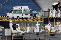 Українці, які працюють на круїзному лайнері Diamond Princess, відмовилися від евакуації на батьківщину