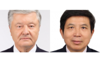 Порошенко обговорив з послом КНР питання поставок вакцини від коронавірусу