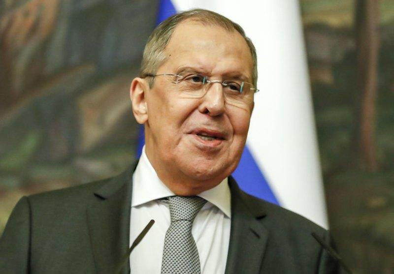 Глава МЗС РФ Сергій Лавров
