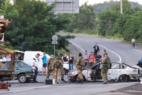Двоє розшукуваних бойовиків ПС з Мукачевого загинули в ДТП (оновлено)