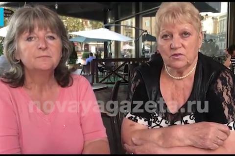 Матері Клиха та Агєєва звернулися до Порошенка й Путіна з проханням помилувати синів
