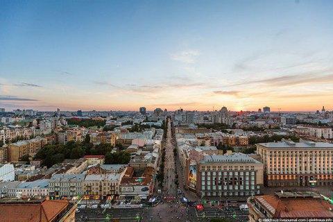 У понеділок в Києві до +31