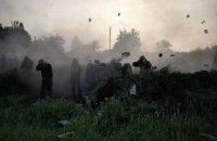Спостерігачі СЦКК повідомили про важке озброєння за лініями відведення на Донбасі