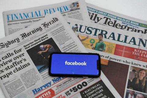 Facebook отменит запрет на новости в Австралии