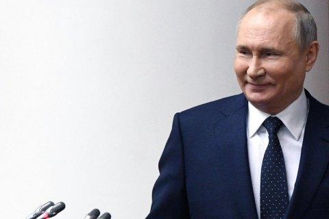 """Меркель виступила за прямий діалог Євросоюзу з Путіним для """"покращення відносин"""""""