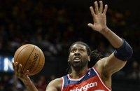 """""""Вашингтон"""" одержал две гостевые победы в первом раунде плей-офф НБА"""