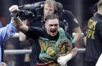 Усик у 2019 році може провести два поспіль поєдинки з російськими боксерами, - промоутер