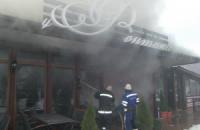 Пятерых пострадавших при пожаре в измаильском кафе отправили в Одессу