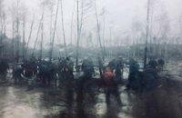 У Рівненській області сотня копачів бурштину напали на поліцейських
