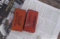 В Одесі на зупинці знайшли дві тротилові шашки