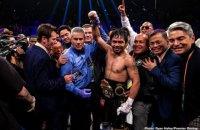 Мэнни Пакьяо вновь может стать чемпионом мира и заработать 20 млн долл.