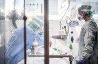 Украинские больницы могут одновременно принять 34 тыс. пациентов с коронавирусом